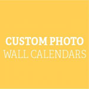 Custom Photo Wall