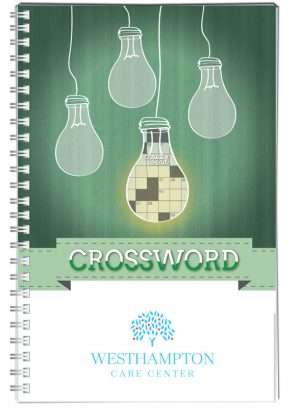 crossword puzzle cover