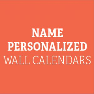 Name Personalized Wall