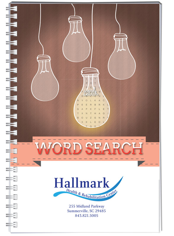 word search puzzle book cover